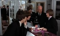 Paul McCartney, John Lennon, George Harrison, Jeweller, Ringo Starr