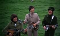 George Harrison, Paul McCartney, John Lennon