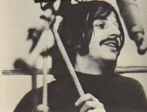 Ringo Starr during the Let It Be sessions