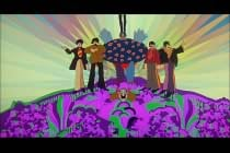 Paul McCartney, George Harrison, Blue Meanie, Ringo Starr, John Lennon, Jeremy